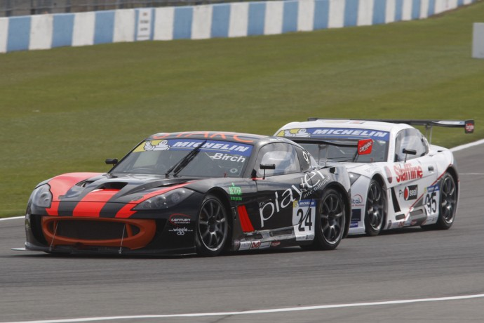 James Birch (GBR) Century / theplayer.co.uk Ginetta G55
