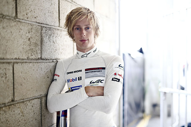 Porsche Team: Brendon Hartley
